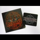 ROCKHARZ - PATCH + 2016er STICKER