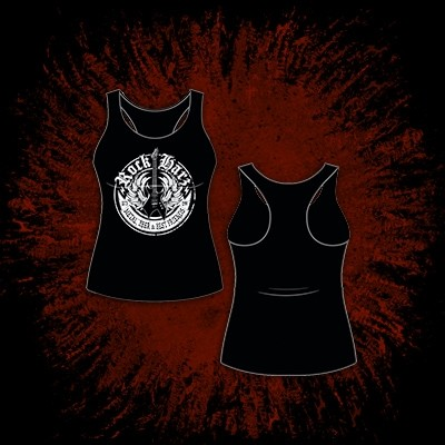 ROCKHARZ 2019 METAL & BEER GIRLIE TANK TOP