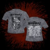 ROCKHARZ 2018 - Lion & Sword Batik T-Shirt