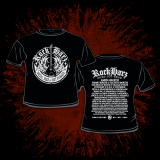 ROCKHARZ 2019 METAL, BEER & BEST FRIENDS SHIRT